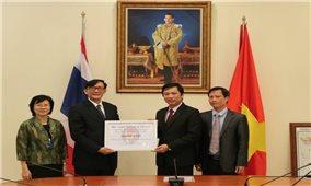 Thái Lan hỗ trợ Quảng Trị 10.000 USD khắc phục hậu quả thiên tai