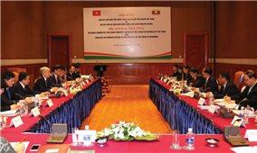 Tăng cường hợp tác về lĩnh vực công tác dân tộc giữa Việt Nam và Myanmar