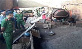 Thủ tướng chỉ đạo xử lý vụ việc nhuộm phế phẩm cà phê bằng bột pin