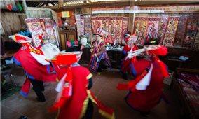 Tận mắt xem lễ Cấp sắc 7 đèn của người Dao đỏ ở Tuyên Quang