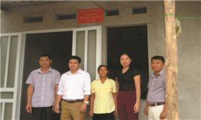 Những ngôi nhà Đại đoàn kết ở Phù Yên