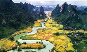 UNESCO công nhận Công viên địa chất toàn cầu Non Nước (Cao Bằng)