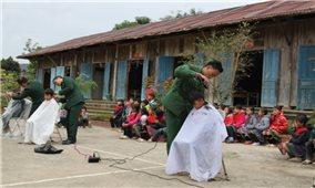 Tấm lòng chiến sĩ Biên phòng Pa Tần