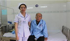 Ấm lòng bệnh nhân nghèo nhờ chính sách nhân văn