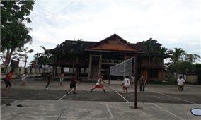 Phong trào thể thao ở một huyện miền núi Nghệ An