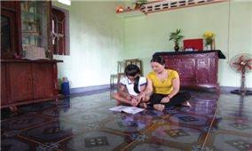 Gặp những người xin thoát nghèo ở Canh Thuận