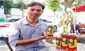 Tìm lại uy tín cho mật ong rừng U Minh