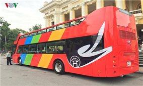 Hà Nội chuẩn bị đưa xe buýt 2 tầng City Tour phục vụ khách