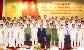 Thủ tướng Nguyễn Xuân Phúc: 6 điều Bác Hồ dạy là kim chỉ nam cho Công an nhân dân