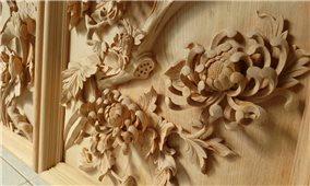 Nghệ thuật tranh khắc gỗ ở La Xuyên