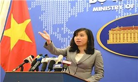 Việt Nam lên tiếng về thông tin Trung Quốc bố trí tên lửa ở Trường Sa