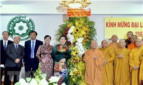 Giáo hội Phật giáo Việt Nam đã làm nhiều việc lợi đạo, ích đời