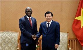 Đề nghị WB tiếp tục hỗ trợ Việt Nam phát triển hạ tầng giao thông