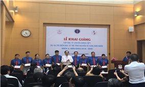 Thêm 31 bác sĩ trẻ tình nguyện về vùng khó khăn