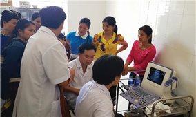 Chăm sóc sức khỏe người dân xã biên giới Yên Khương