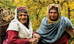 Bộ tộc có tuổi thọ cao ở Pakistan