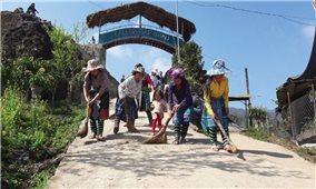 Xây dựng nông thôn mới gắn với du lịch cộng đồng: Điểm sáng ở Hồ Thầu