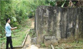 Hàng chục công trình nước xây xong rồi bỏ