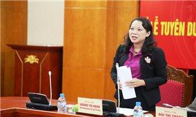 Thủ tướng bổ nhiệm nhân sự 2 cơ quan: Ủy ban Dân tộc và Tập đoàn Công nghiệp - Viễn thông quân đội.