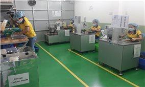 Hỗ trợ doanh nghiệp cải tiến sản xuất và môi trường làm việc chuyên nghiệp
