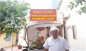 Ông Lâm Văn Bảng và Bảo tàng tri ân đồng đội
