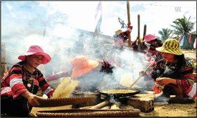 Lễ hội ăn cốm mới của người Ba Na