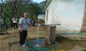 Quảng Ngãi: Hàng trăm công trình nước sinh hoạt xuống cấp trầm trọng