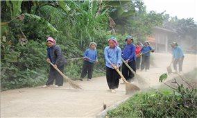 """Chương trình """"Mở rộng quy mô vệ sinh và nước sạch nông thôn dựa trên kết quả"""": Góp phần thay đổi hành vi vệ sinh nông thôn"""