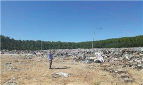 Quảng Bình: Báo động ô nhiễm môi trường từ rác thải sinh hoạt