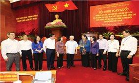 Tổng Bí thư Nguyễn Phú Trọng: Thực hiện Quy chế dân chủ và phát huy dân chủ là động lực phát triển kinh tế-xã hội