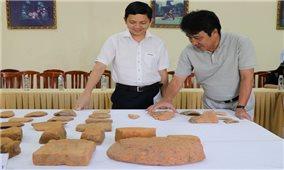 Bình Định: Phát lộ tháp Chăm có mặt bằng di tích đầy đủ nhất