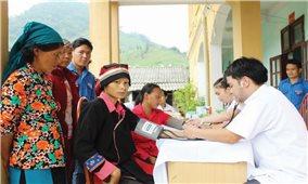 Tạo bước chuyển mới về chất lượng khám chữa bệnh tuyến y tế cơ sở