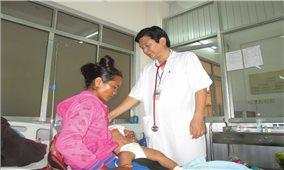 Bình Định: Báo động tình trạng thiếu bác sĩ tuyến cơ sở