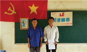 Khó khăn trong việc phát triển đảng viên mới ở Cư Pui