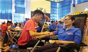 Bí thư chi đoàn 22 lần hiến máu cứu người