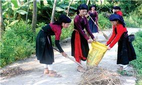 """Phong trào """"Vệ sinh yêu nước nâng cao sức khỏe nhân dân"""": Góp phần xây dựng nông thôn mới ở vùng khó khăn"""