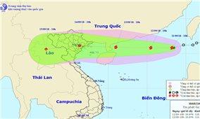 Yêu cầu khẩn trương ứng phó Bão số 5, siêu bão Mangkhut