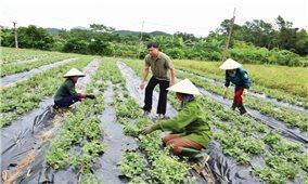 Chính sách dân tộc đồng hành cùng xây dựng nông thôn mới