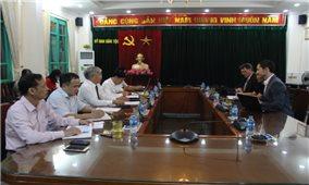 Bộ trưởng, Chủ nhiệm Ủy ban Dân tộc Đỗ Văn Chiến tiếp chuyên gia Ngân hàng Phát triển châu Á