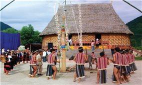 Vị già làng tâm huyết với công tác bảo tồn văn hóa