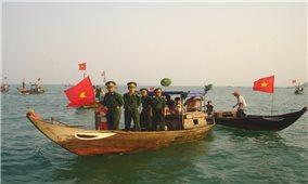 Bộ đội Biên phòng Quảng Nam: Tăng cường phổ biến, giáo dục pháp luật cho ngư dân