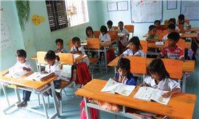 Bình Định: Hướng đến mục tiêu phổ cập tiếng việt cho trẻ em DTTS
