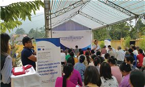 Yên Bái: Nhiều hoạt động bổ ích từ tuyến y tế cơ sở