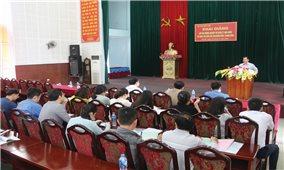 Ủy ban Dân tộc: Tập huấn nghiệp vụ công tác dân tộc cho đoàn viên, thanh niên