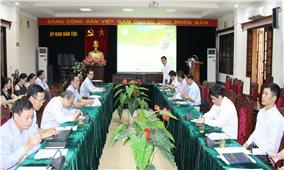 Ủy ban Dân tộc: Tọa đàm về các đề tài khoa học