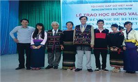 Cô sinh viên dân tộc M'nông với nhiều thành tích học tập đáng nể