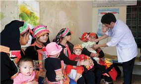 Ngành y tế huyện Phong Thổ: Cải thiện chất lượng khám chữa bệnh từ tuyến cơ sở