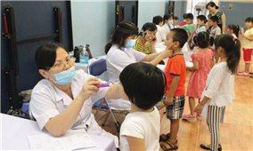 Quảng Ngãi: Tạo niềm tin để phát triển bảo hiểm y tế học đường