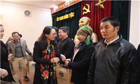 Ủy ban Dân tộc: Gặp mặt Đoàn đại biểu Người có uy tín trong đồng bào DTTS tỉnh Lào Cai