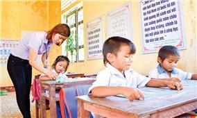 Cô giáo Phụng ở bản Chênh Vênh